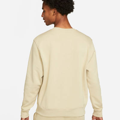 Nike Sportswear Club Fleece Crew Sweatshirt DJ6633-224 Back