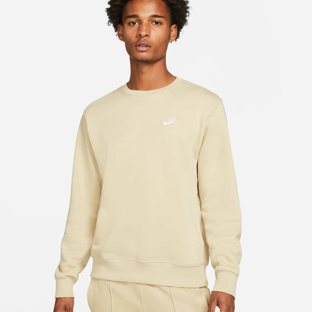 Nike Sportswear Club Fleece Crew Sweatshirt DJ6633-224