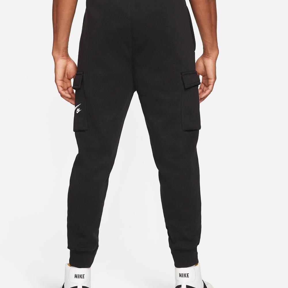 Nike Sportswear Court Fleece Cargo Trousers DM3159-010 Back
