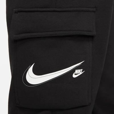 Nike Sportswear Court Fleece Cargo Trousers DM3159-010 Detail