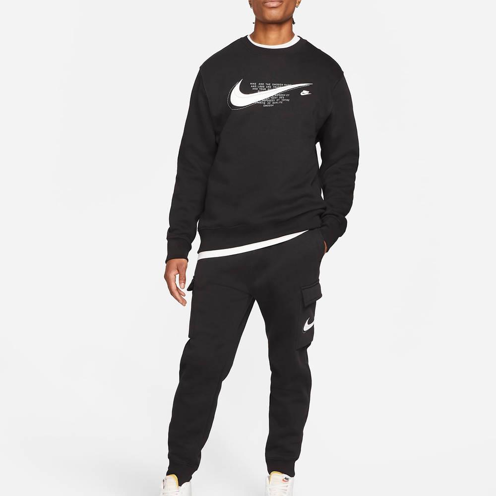 Nike Sportswear Court Fleece Cargo Trousers DM3159-010 Full