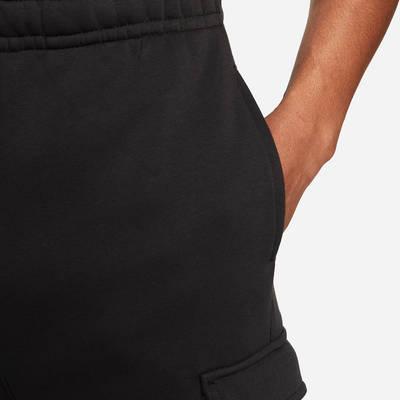 Nike Sportswear Court Fleece Cargo Trousers DM3159-010 Pocket