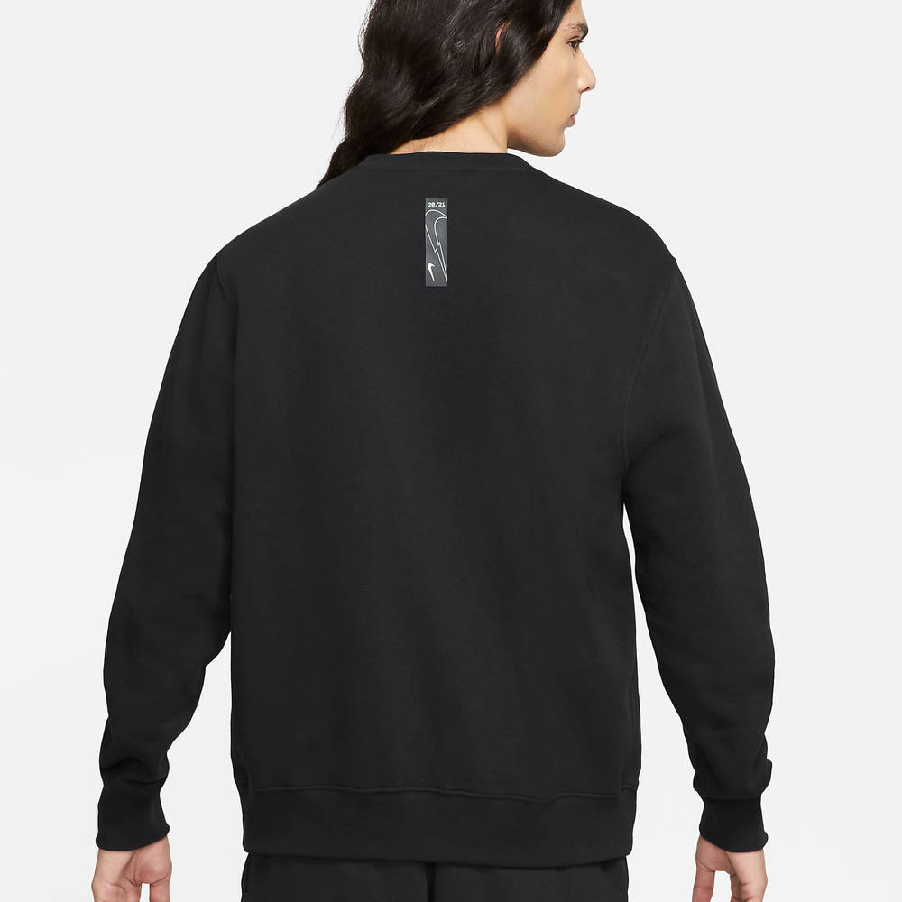 Nike Sportswear Crew Sweatshirt DO0013-010 Back
