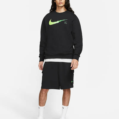 Nike Sportswear Crew Sweatshirt DO0013-010 Full