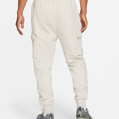 Nike Sportswear Fleece Cargo Trousers DJ6300-072 Back