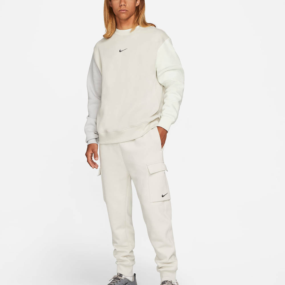 Nike Sportswear Fleece Cargo Trousers DJ6300-072 Full