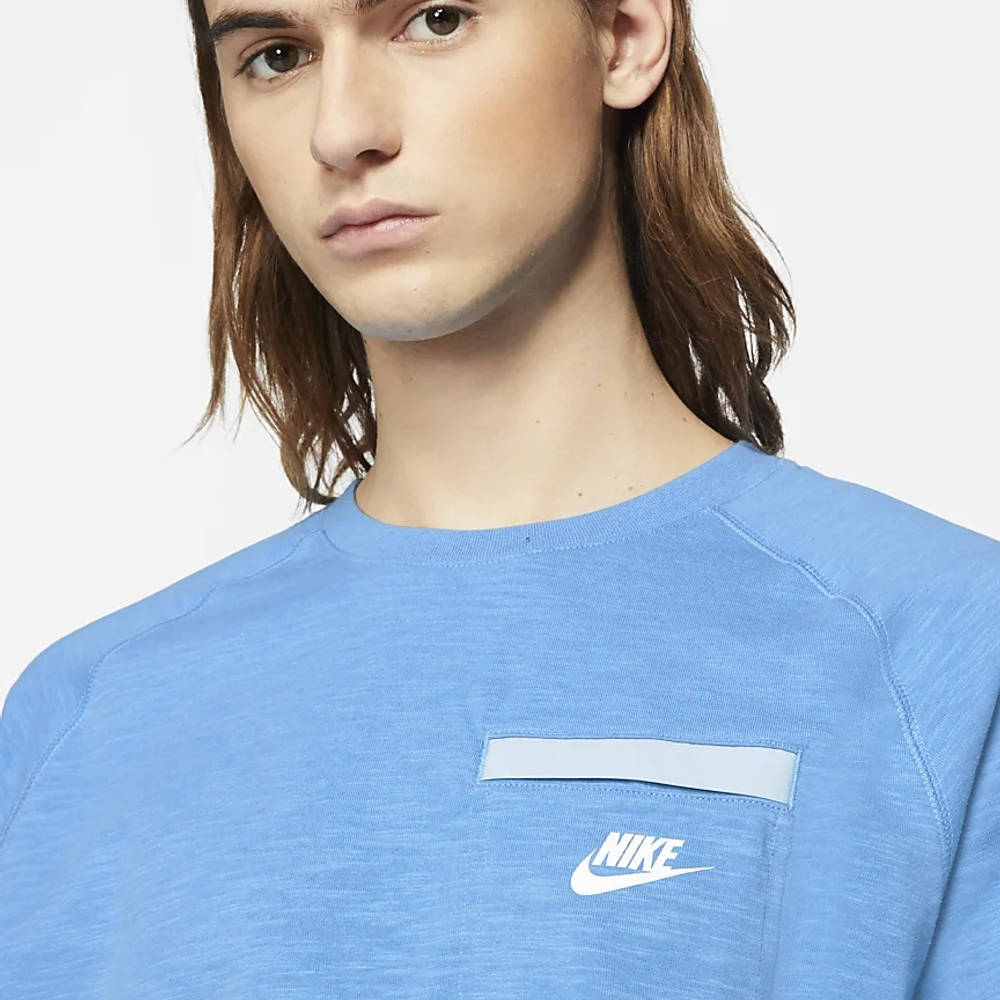 Nike Sportswear Modern Essentials Short-Sleeve Top CZ9866-462 Detail 2