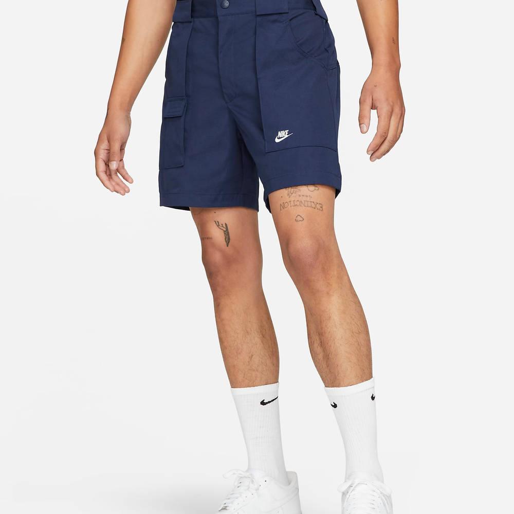Nike Sportswear Reissue Woven Shorts DA0368-410 Front
