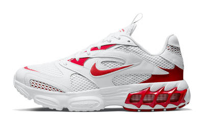 Nike Zoom Air Fire White Red