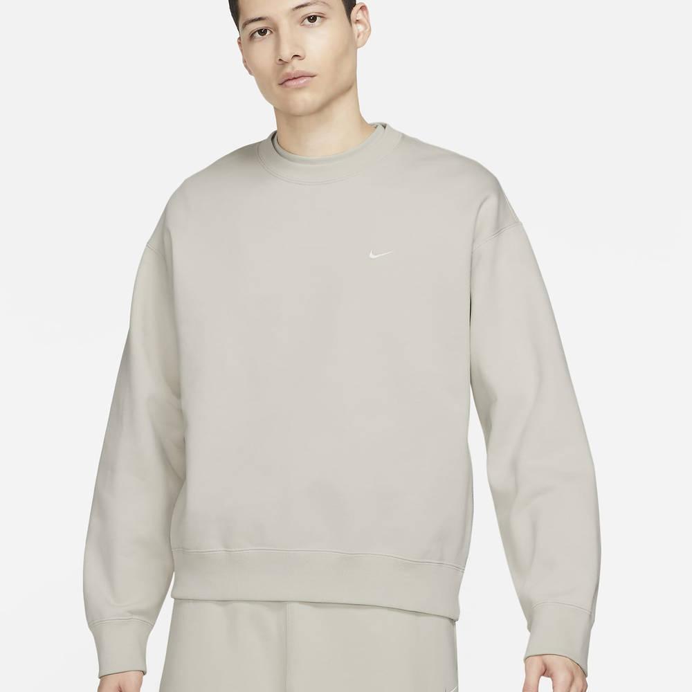 NikeLab Fleece Crew Sweatshirt CV0554-072
