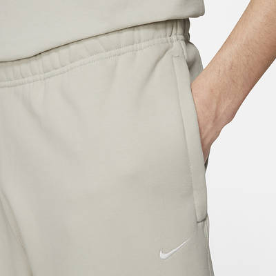 NikeLab Fleece Trousers CW5460-072 Detail