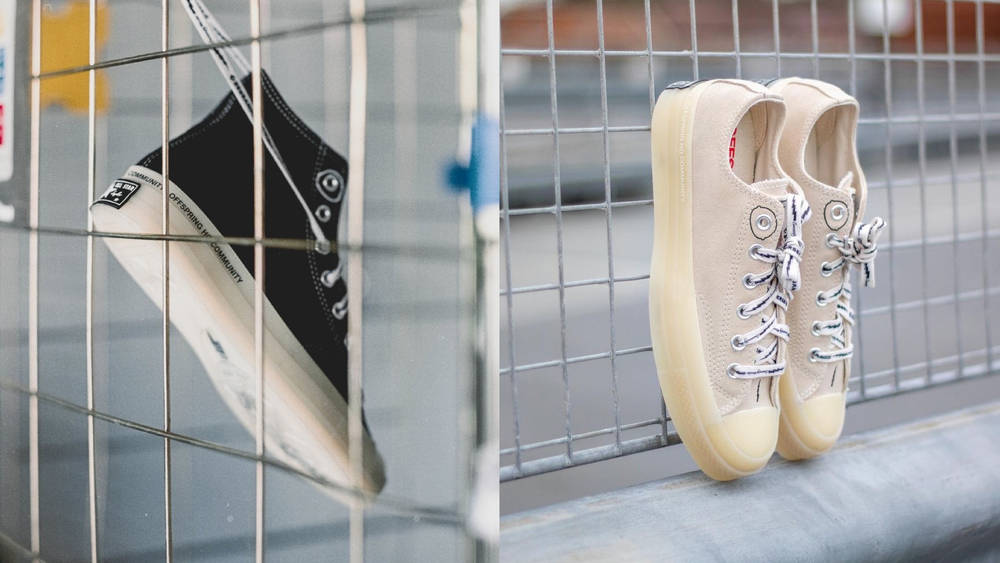 Offspring x Converse 70 The Flip
