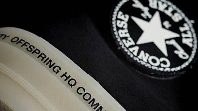 Offspring x Converse Chuck 70 Flip Black closeup