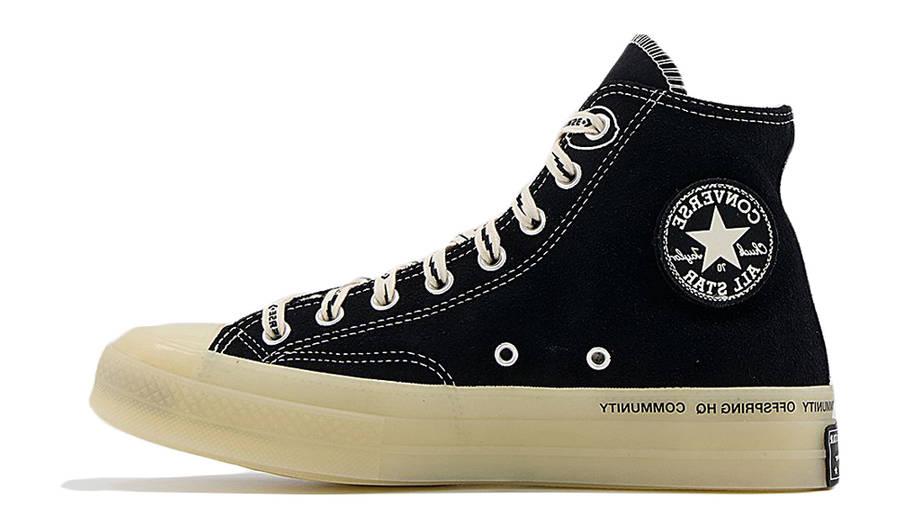 Offspring x Converse Chuck 70 Flip Black