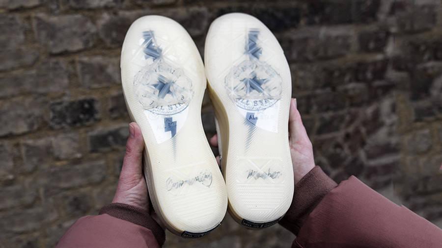 Offspring x Converse Chuck 70 Flip White SOLE