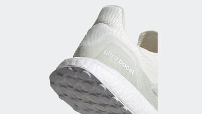 Parley x adidas Ultra Boost 6 Non-Dye FZ0250 back heel