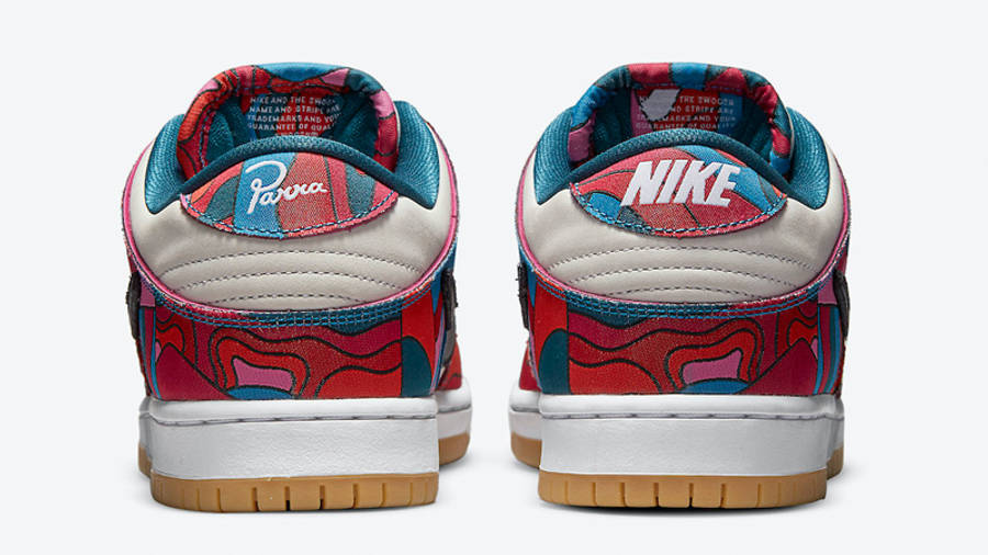 Piet Parra x Nike SB Dunk Low Pro Multi Back
