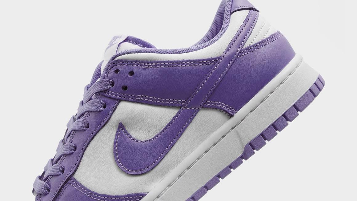 """Nike Dunk Low """"Purple Pulse"""""""