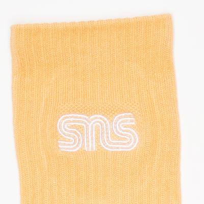 SNS Logo Socks Sns-2103-1400 Detail