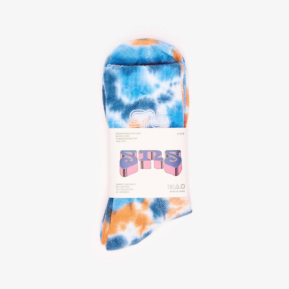SNS Tie Dye Socks Sns-2105-1703 Pack