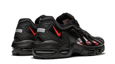 Supreme x Nike Air Max 96 Black Back