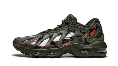 Supreme x Nike Air Max 96 Camo CV7652-300