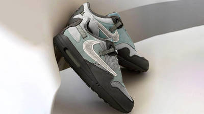 Travis Scott x Nike Air Max 1 Cactus Jack Cave Stone