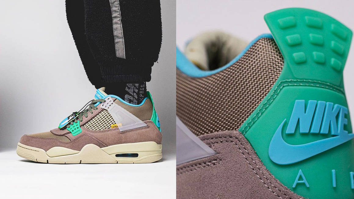 """Your First Look at the Union LA x Air Jordan 4 """"30th Anniversary"""""""