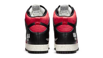 UNDERCOVER x Nike Dunk High UBA Back