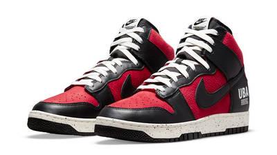 UNDERCOVER x Nike Dunk High UBA Side
