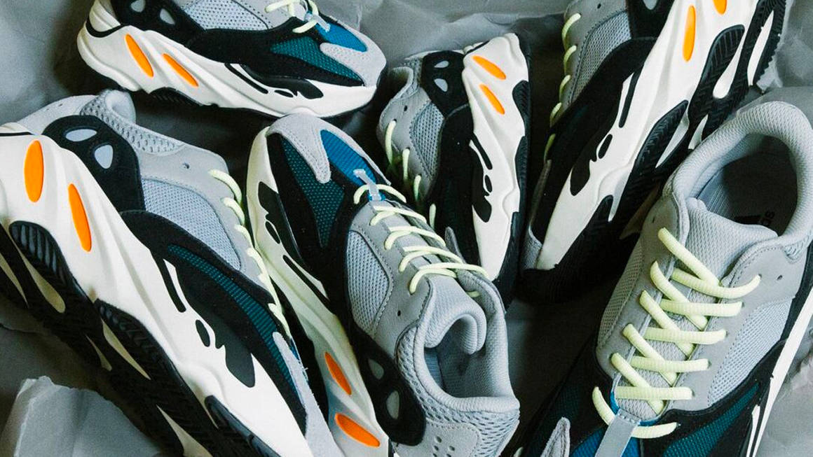 """The Yeezy Boost 700 """"Wave Runner"""" is Getting a Major Restock!"""