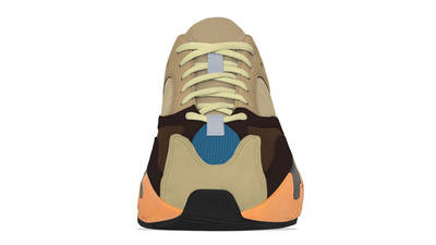 Yeezy Boost 700 Enflame Amber Front