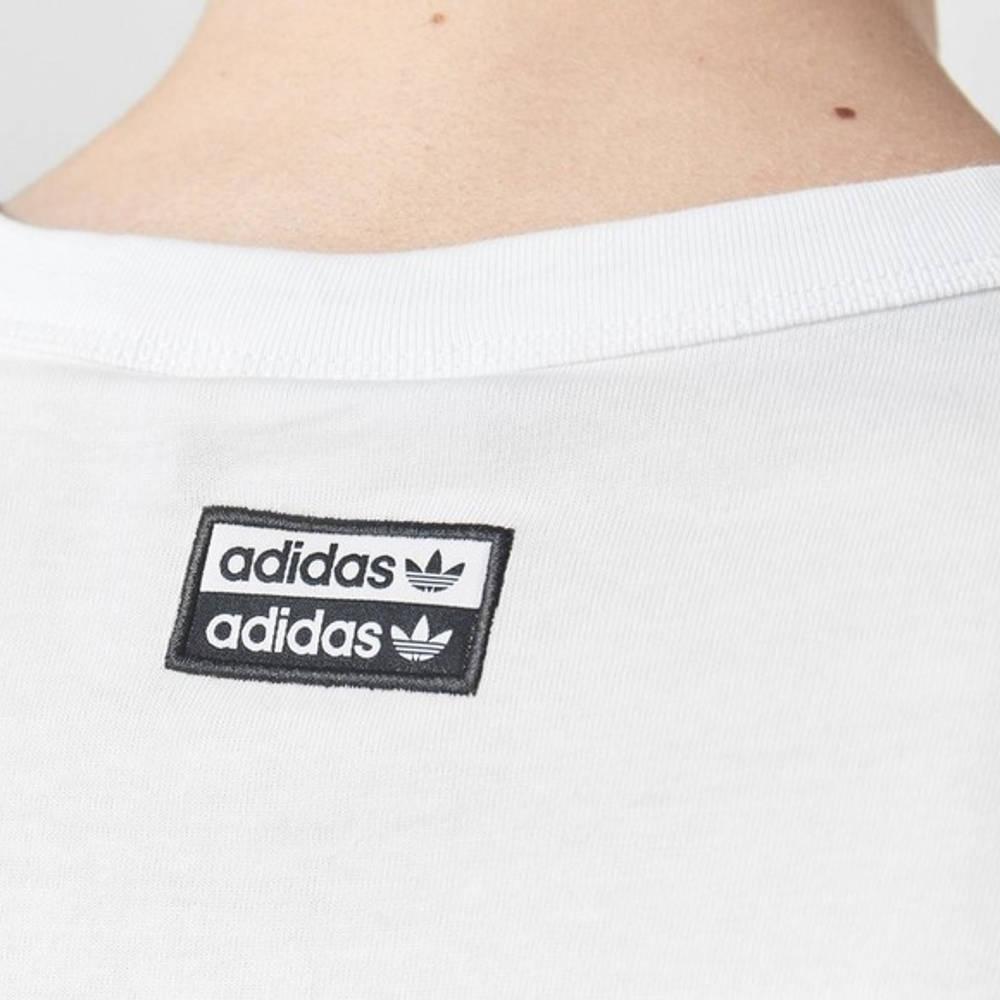 adidas Originals RYV Rateuinion T-Shirt White Detail 2