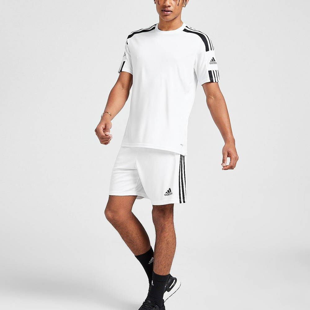 adidas Squadra 21 T-Shirt White Full