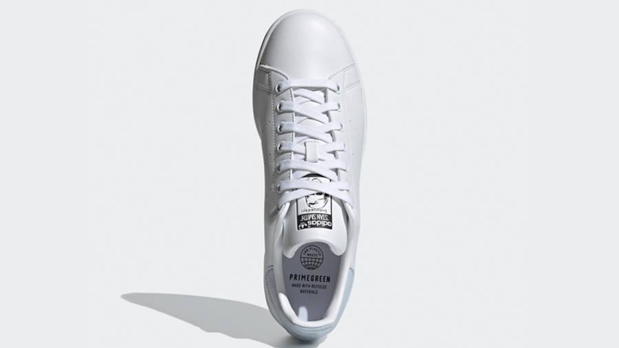 adidas Stan Smith White Halo Blue Middle