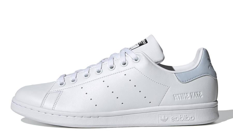 adidas Stan Smith White Halo Blue