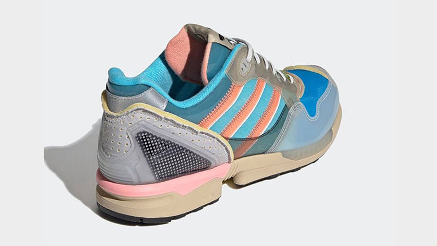 adidas ZX 6000 Inside Out Blue GZ2709 back