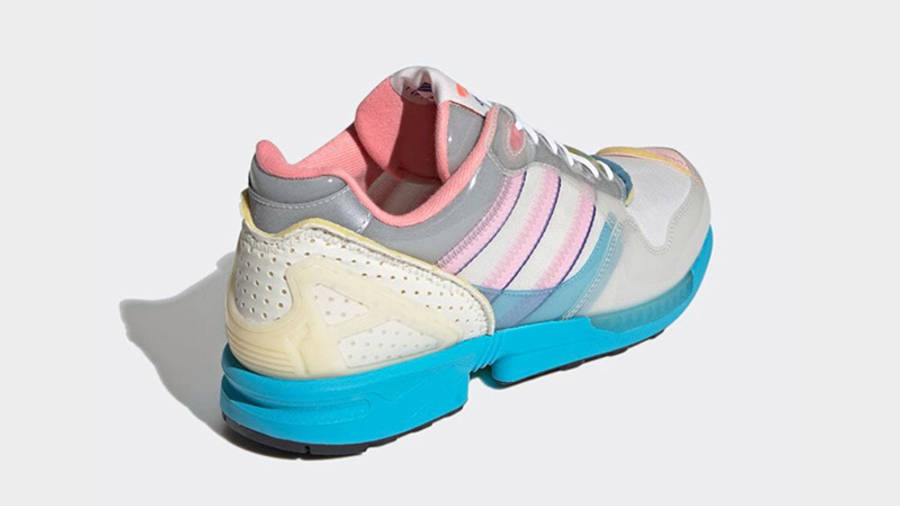 adidas ZX 6000 Inside Out Grey GZ2711 back