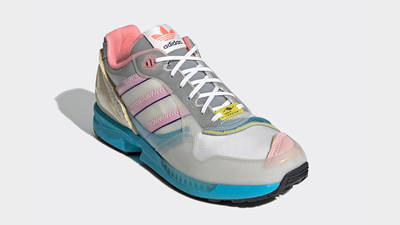 adidas ZX 6000 Inside Out Grey GZ2711 front