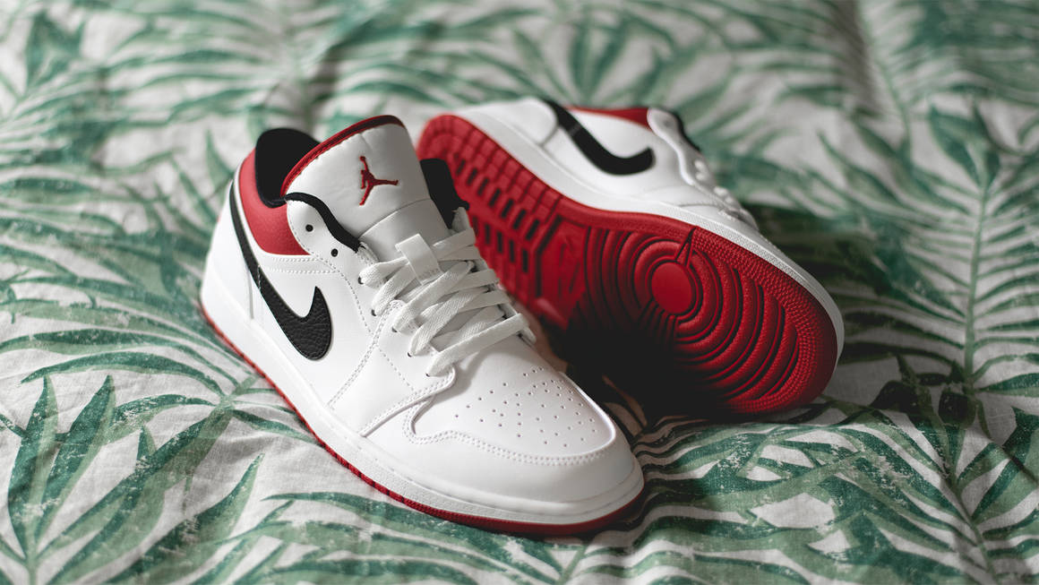 Turn Heads This Summer With the Air Jordan 1 Low
