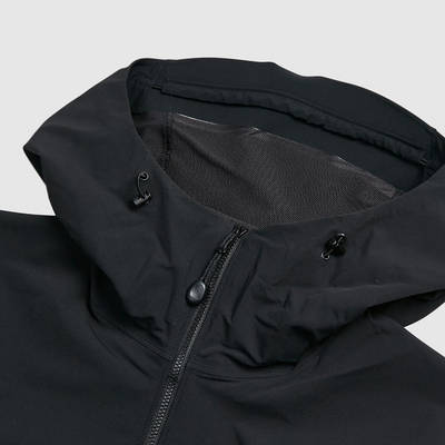 Arc'teryx Gamma LT Hoodie Black Detail 2