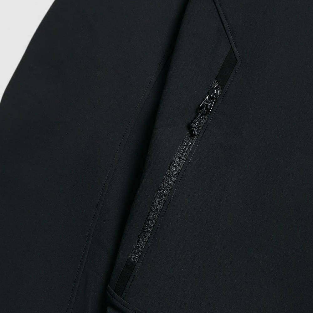 Arc'teryx Gamma LT Hoodie Black Detail 4