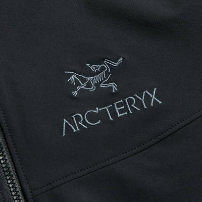 Arc'teryx Gamma LT Jacket Black Detail 2
