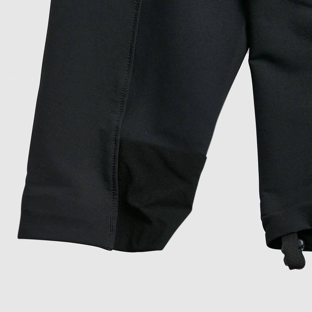 Arc'teryx Gamma LT Jacket Black Detail 4