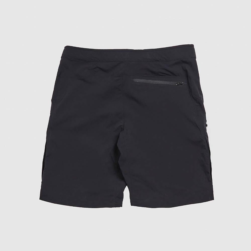 Arc'teryx Palisade Shorts Black Back