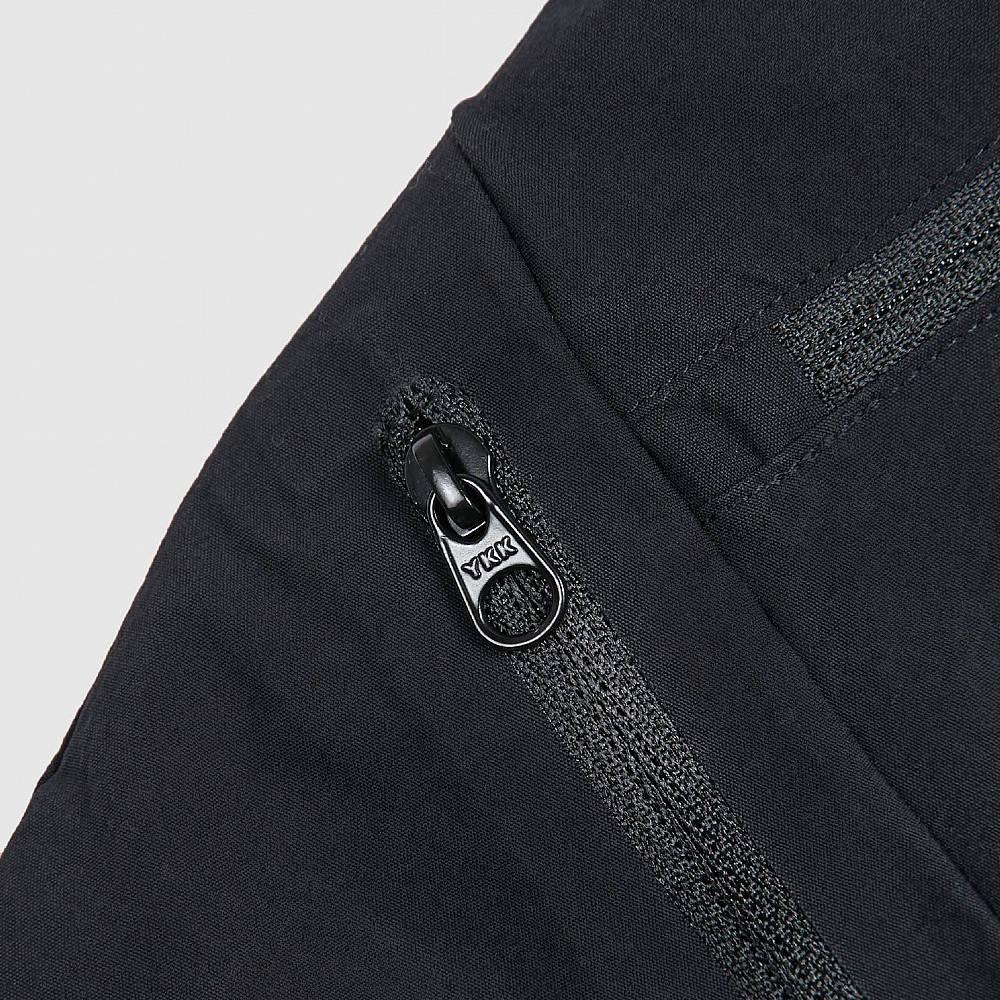Arc'teryx Palisade Shorts Black Detail 3