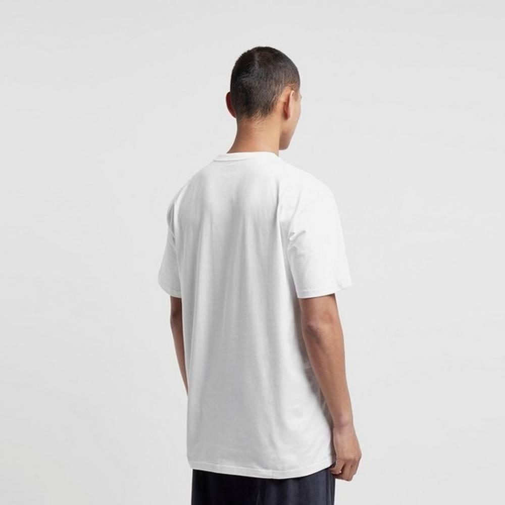 Carhartt WIP Chase T-Shirt White Back