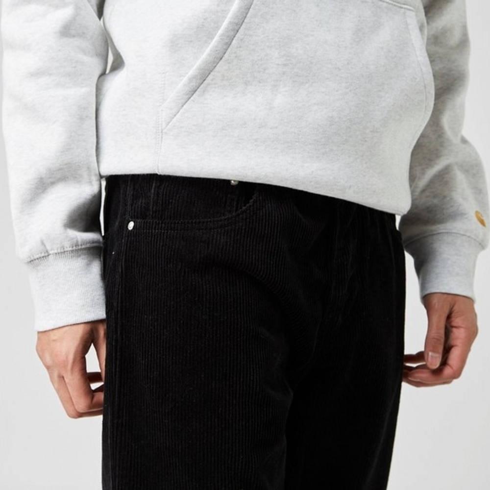 Carhartt WIP Newel Pant Black Detail 2