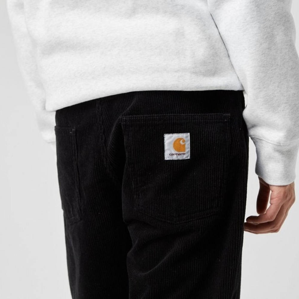 Carhartt WIP Newel Pant Black Detail