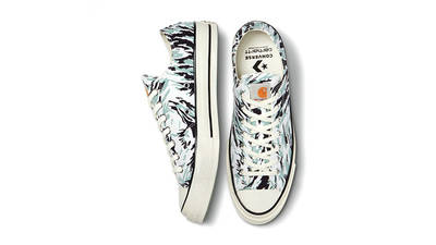 Carhartt WIP x Converse Chuck 70 All Star Low Hinterland middle
